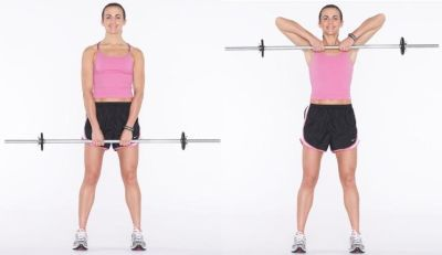 barbell-upright-row-performed-by-woman